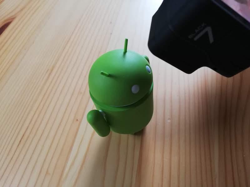 GoPro対応クローズアップレンズなしで接写