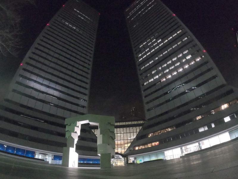 GoPro 夜 デフォルト
