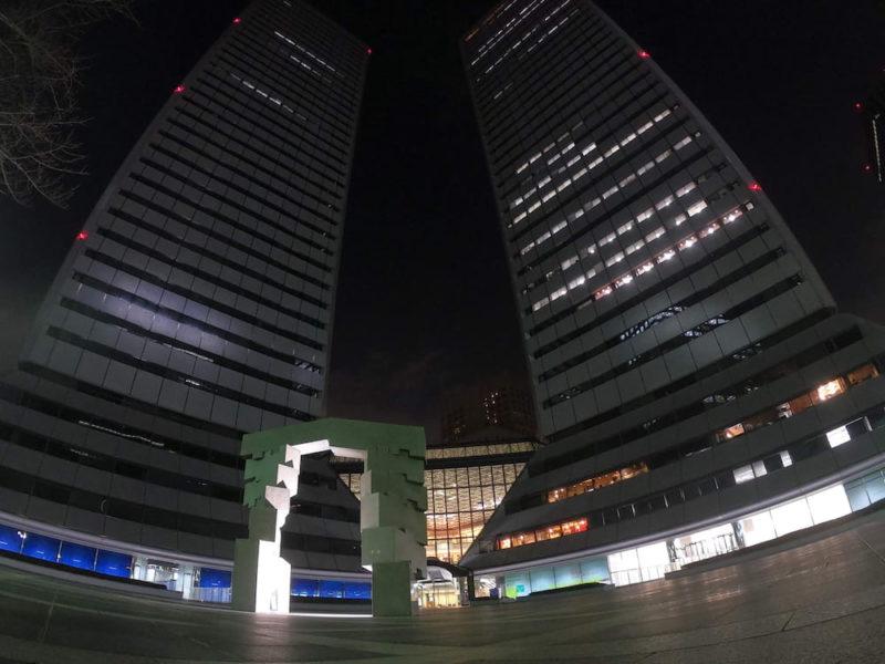 GoPro 夜間モード