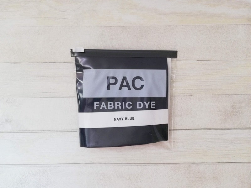 PAC FABRIC DYE 繊維用染料