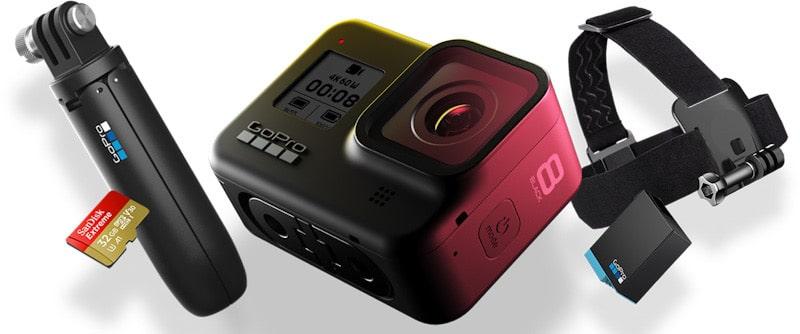 GoPro HERO8 Blackバンドル