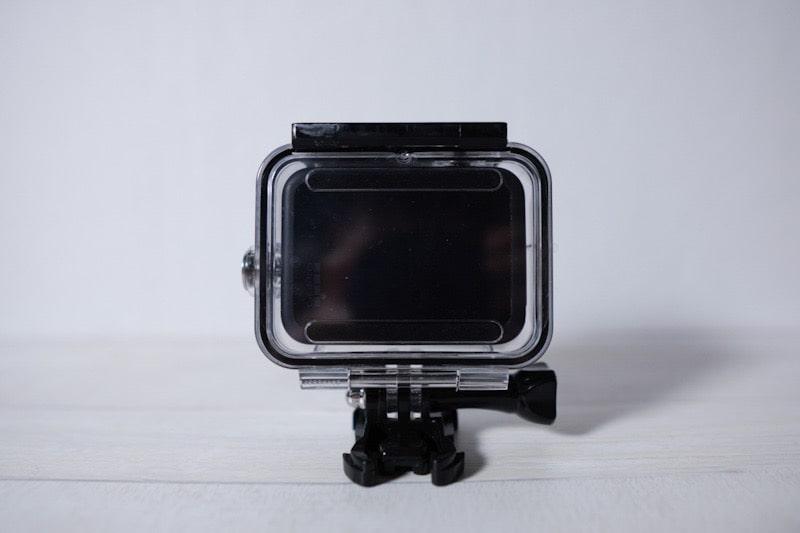 GoPro HERO8 Black用「Taisioner」のダイビングハウジングケース使用イメージ