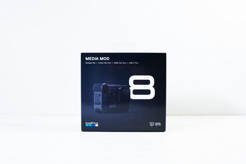 GoPro HERO8 Black対応メディアモジュラー