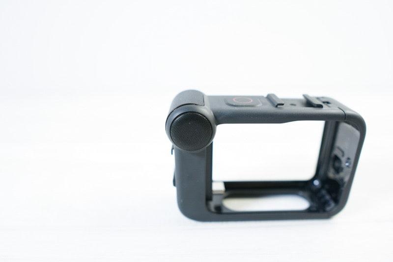 GoPro HERO8 Black対応メディアモジュラーのマイク