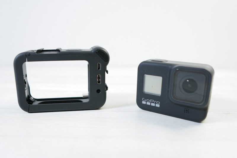 GoPro HERO8 Blackとメディアモジュラー