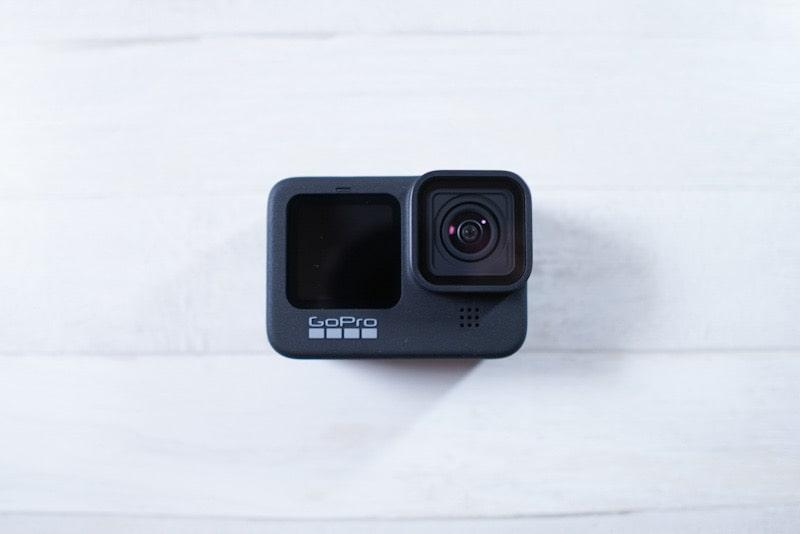 GoPro HERO9 Blackの特徴