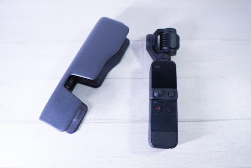 DJI Pocket2とケース