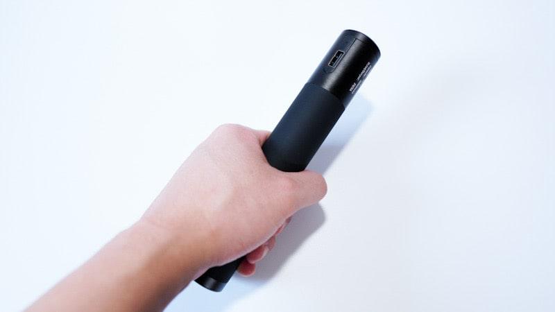 Ulanziのカメラグリップ型バッテリー『BG-3 POWER BANK GRIP』