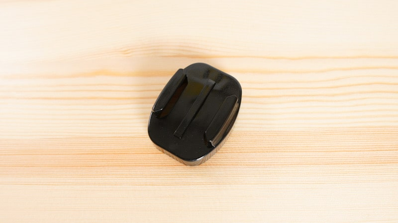 GLIDERの三脚ネジ穴付きベースマウントの本体