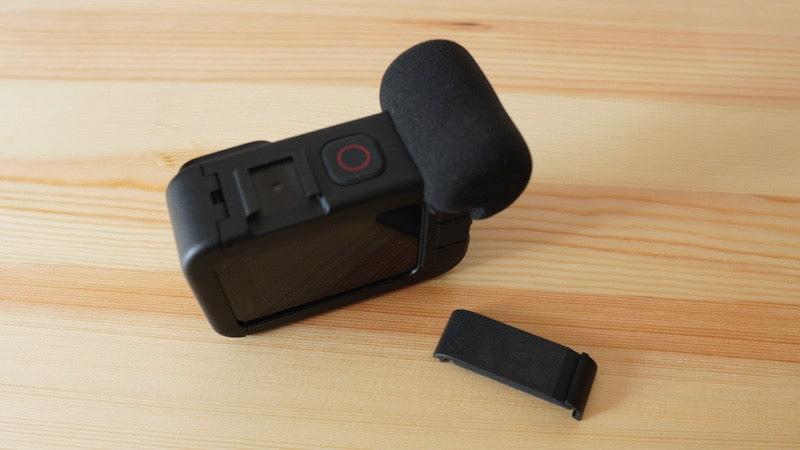 GoPro HERO10 Blackとメディアモジュラー