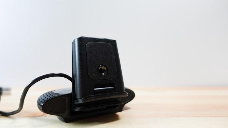 ロジクールのウェブカメラ『C920n』の底